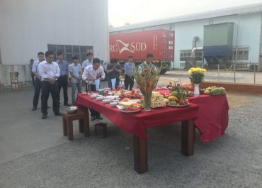 Lễ Khởi Công Nhà Máy Gỗ Phú Tài Đồng Nai 18