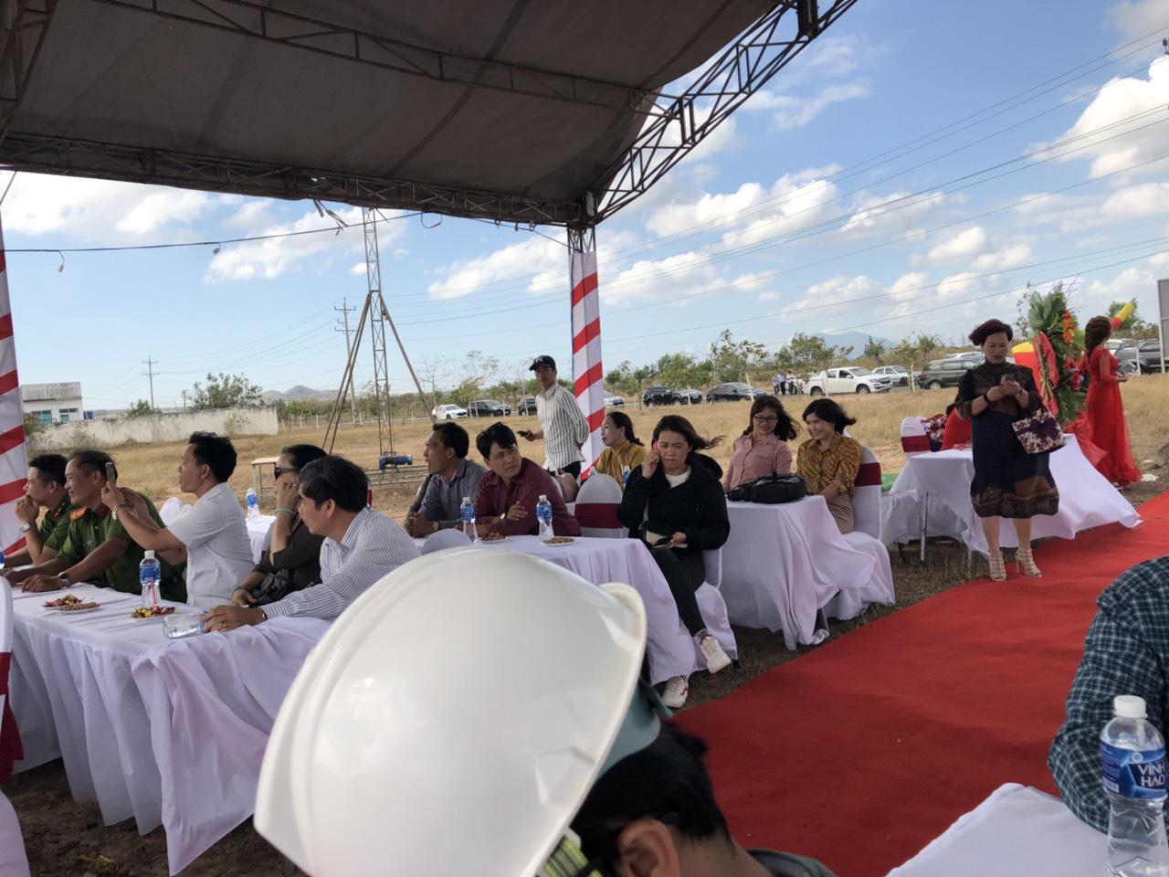 Lễ Khởi Công Nhà Máy Thanh Long 3