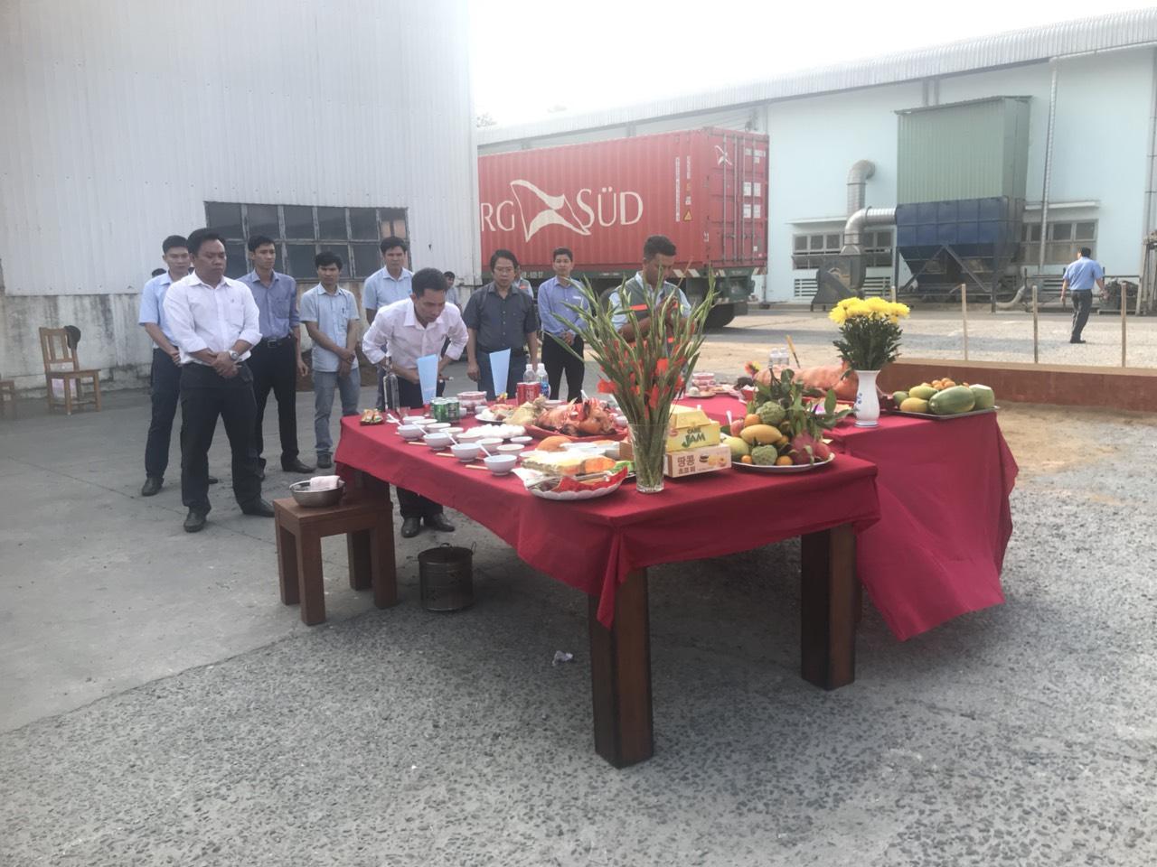 Lễ Khởi Công Nhà Máy Gỗ Phú Tài Đồng Nai 4