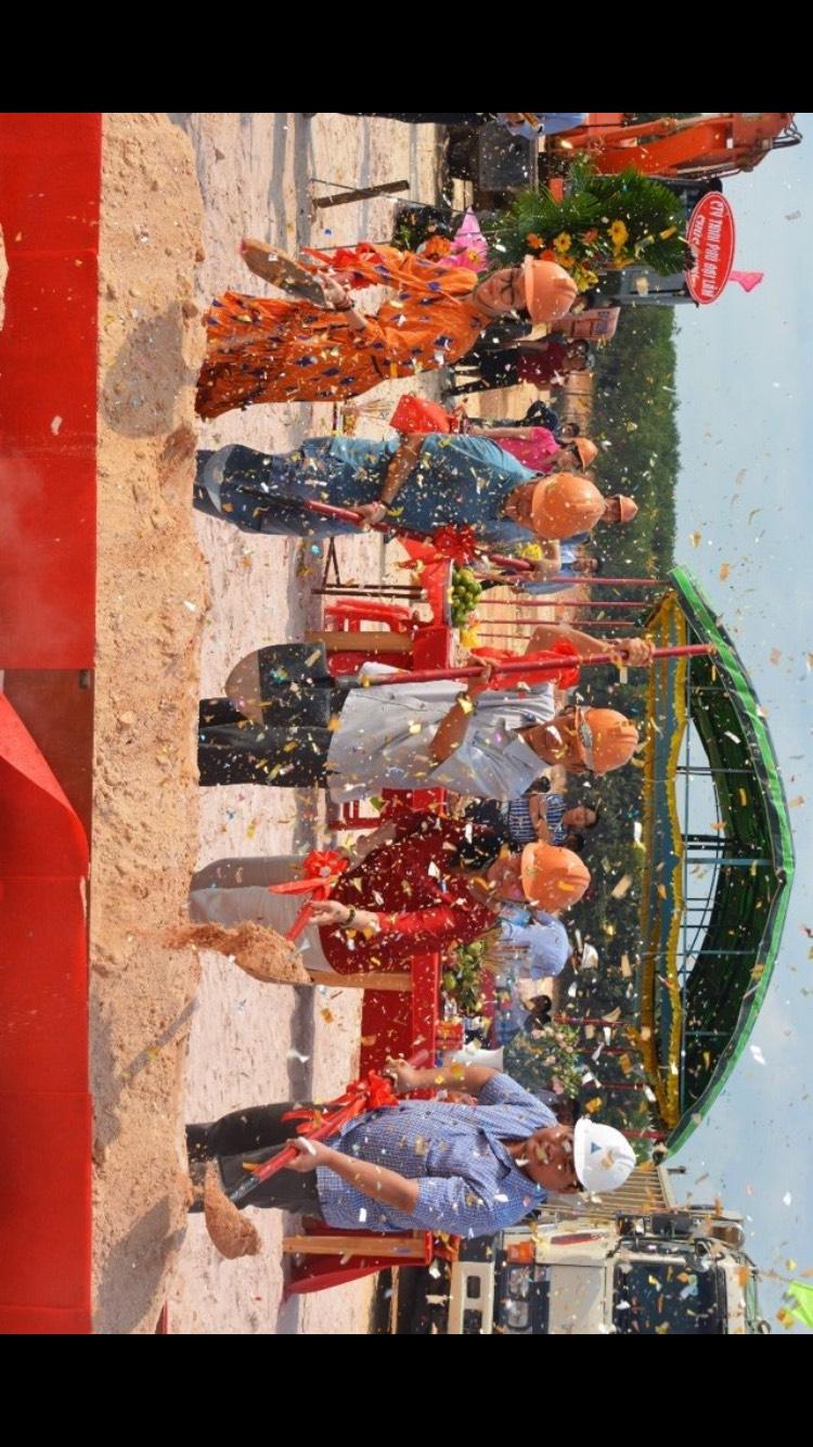 Lễ Khởi Công Nhà Máy YuYang Việt Nam 5